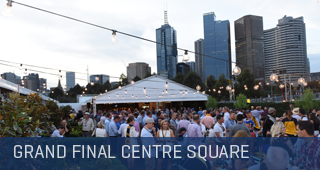 AFL Grand Final Centre Square